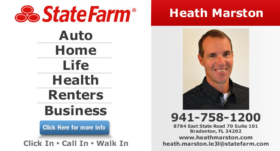 Heath Marston - State Farm Insurance Agent image 0
