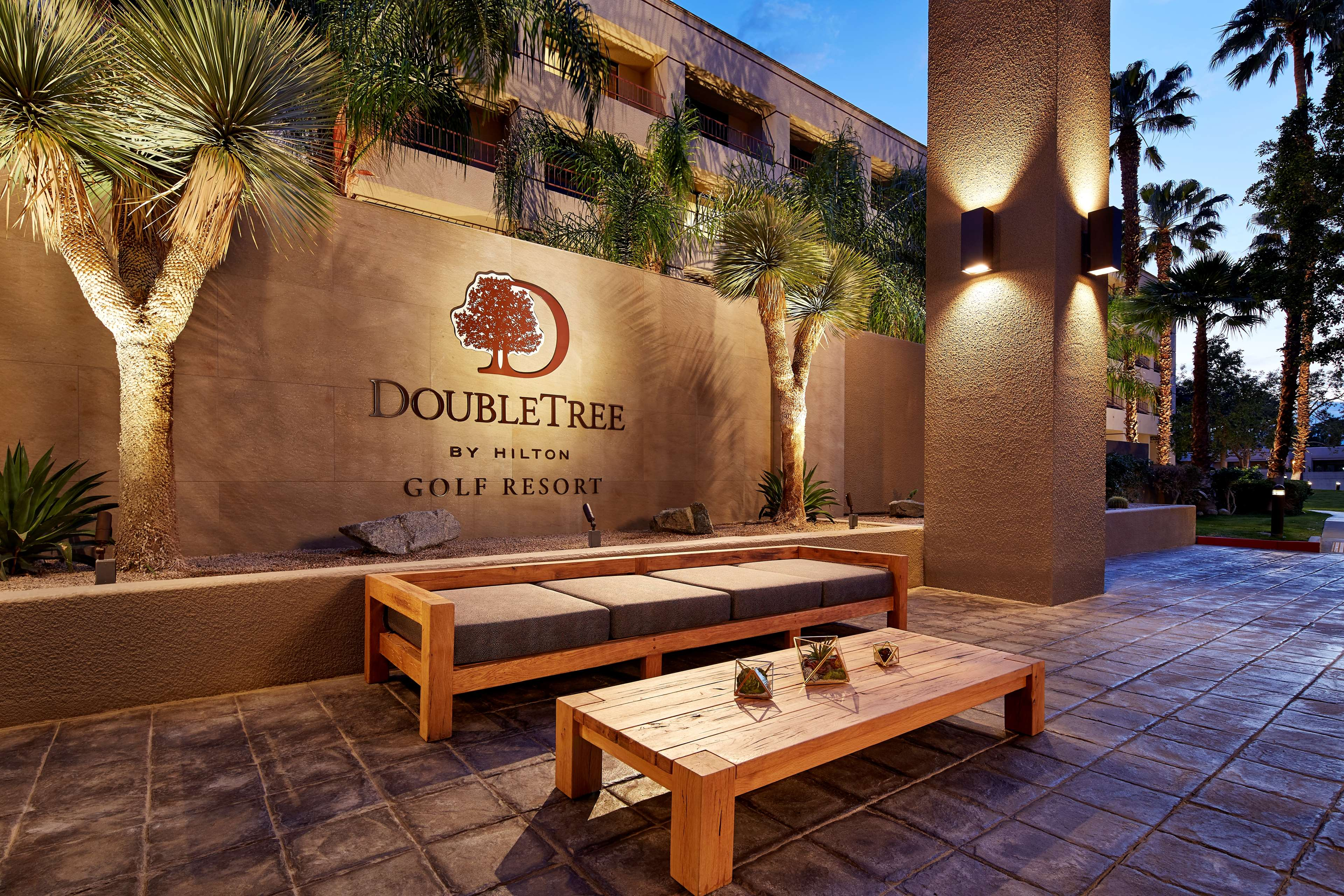 DoubleTree by Hilton Hotel Golf Resort Palm Springs image 4