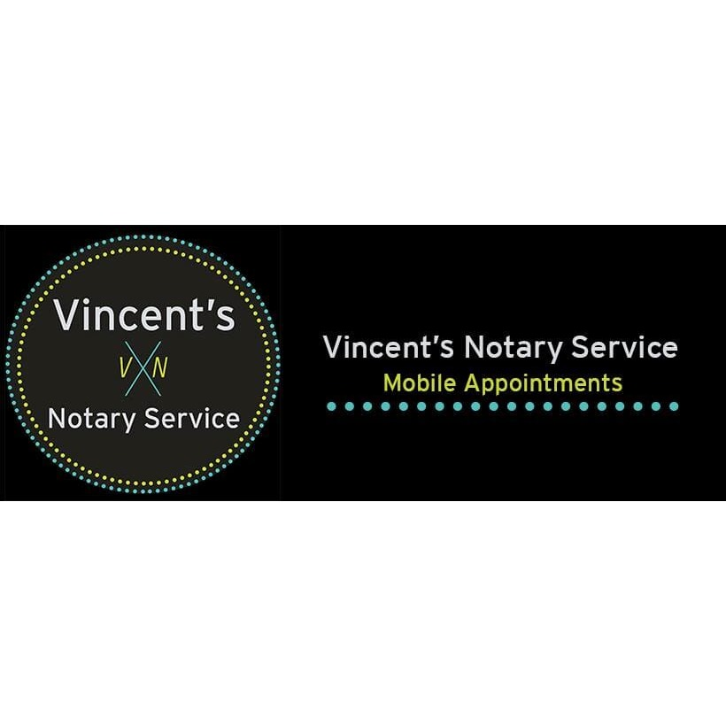 Vincent's Notary Service