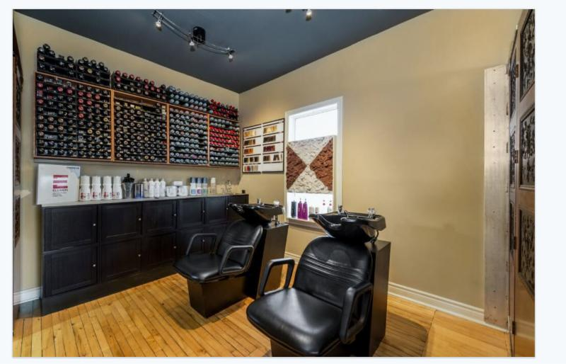 Gravity salon professionals barrie on ourbis for Gravity salon