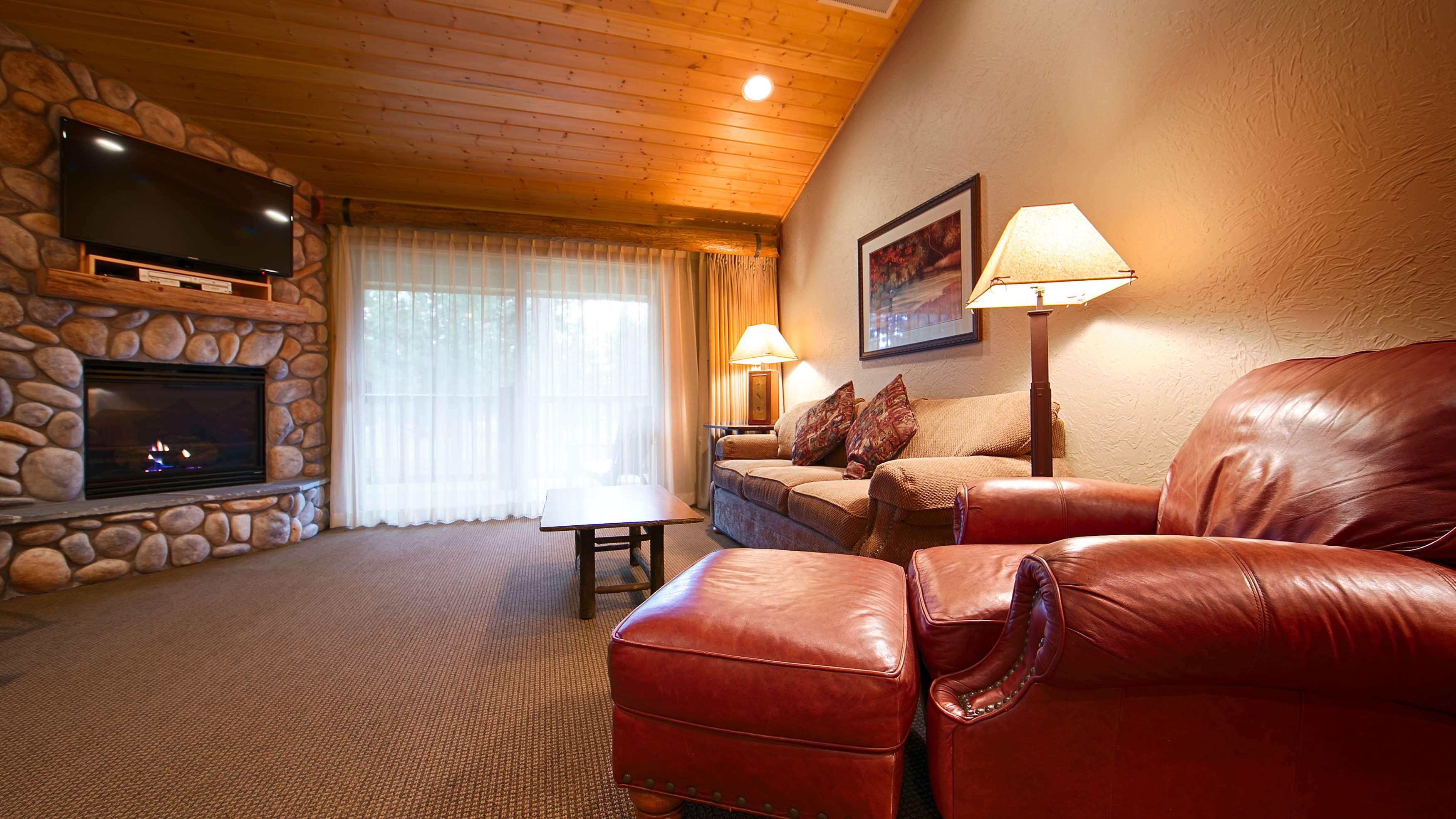 Best Western Ponderosa Lodge image 19