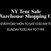NY Tent Sale image 2