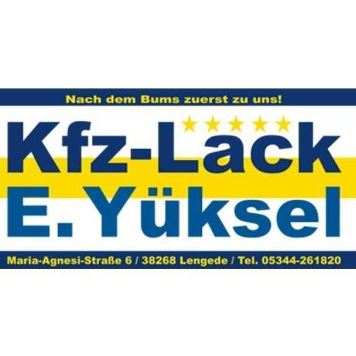 Logo von KFZ-Lack Yüksel