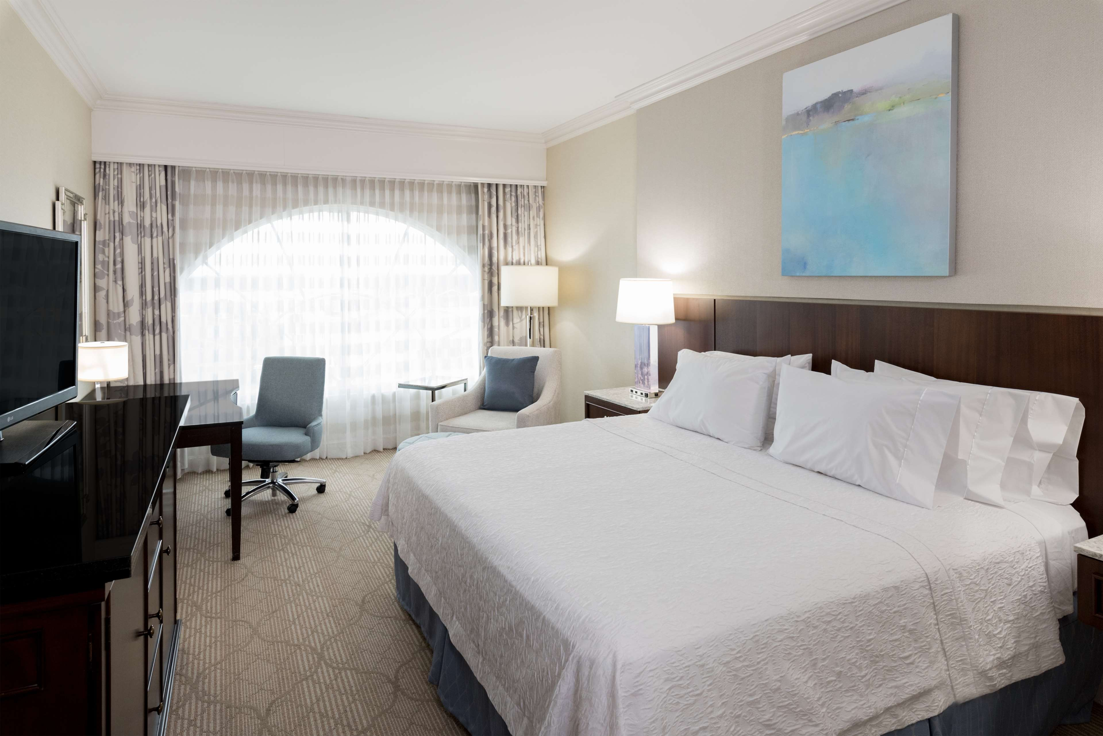Hampton Inn & Suites Charlotte/South Park at Phillips Place image 39