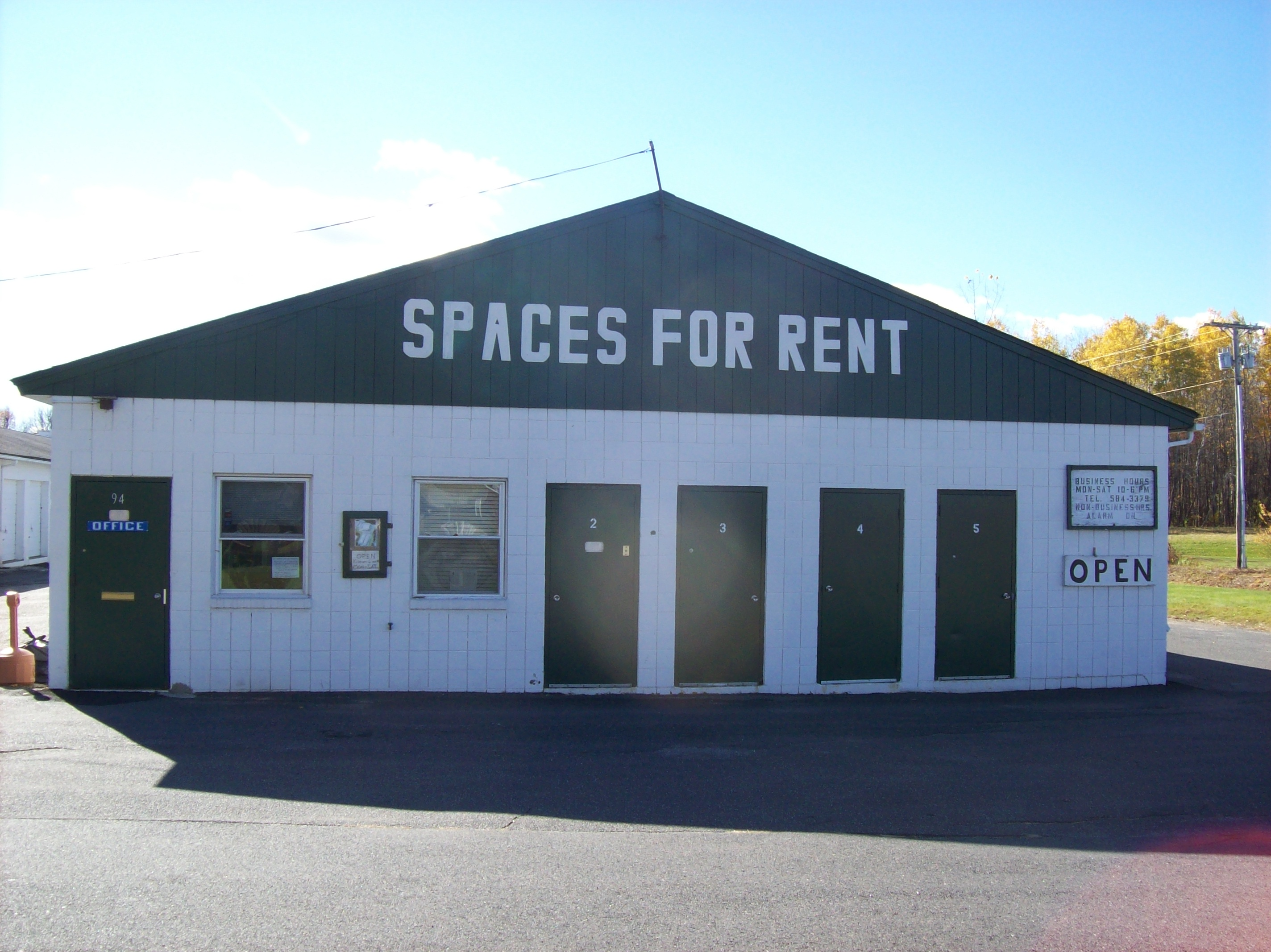 Northampton storage solutions spaces for rent northampton ma company profile - Small storage spaces for rent model ...