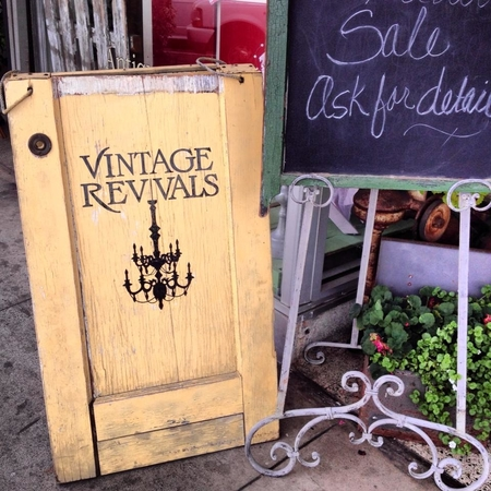 Superbe Vintage Revivals Is Your Local Vintage Home And Garden Decor Store!