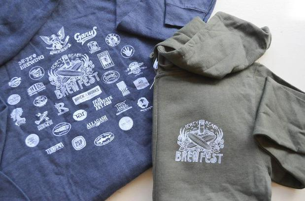 Gary's Dewey Beach Grill / 38° -75° Brewing - We have a wide assortment of apparel including sweatshirts, beanies, hats and tank tops