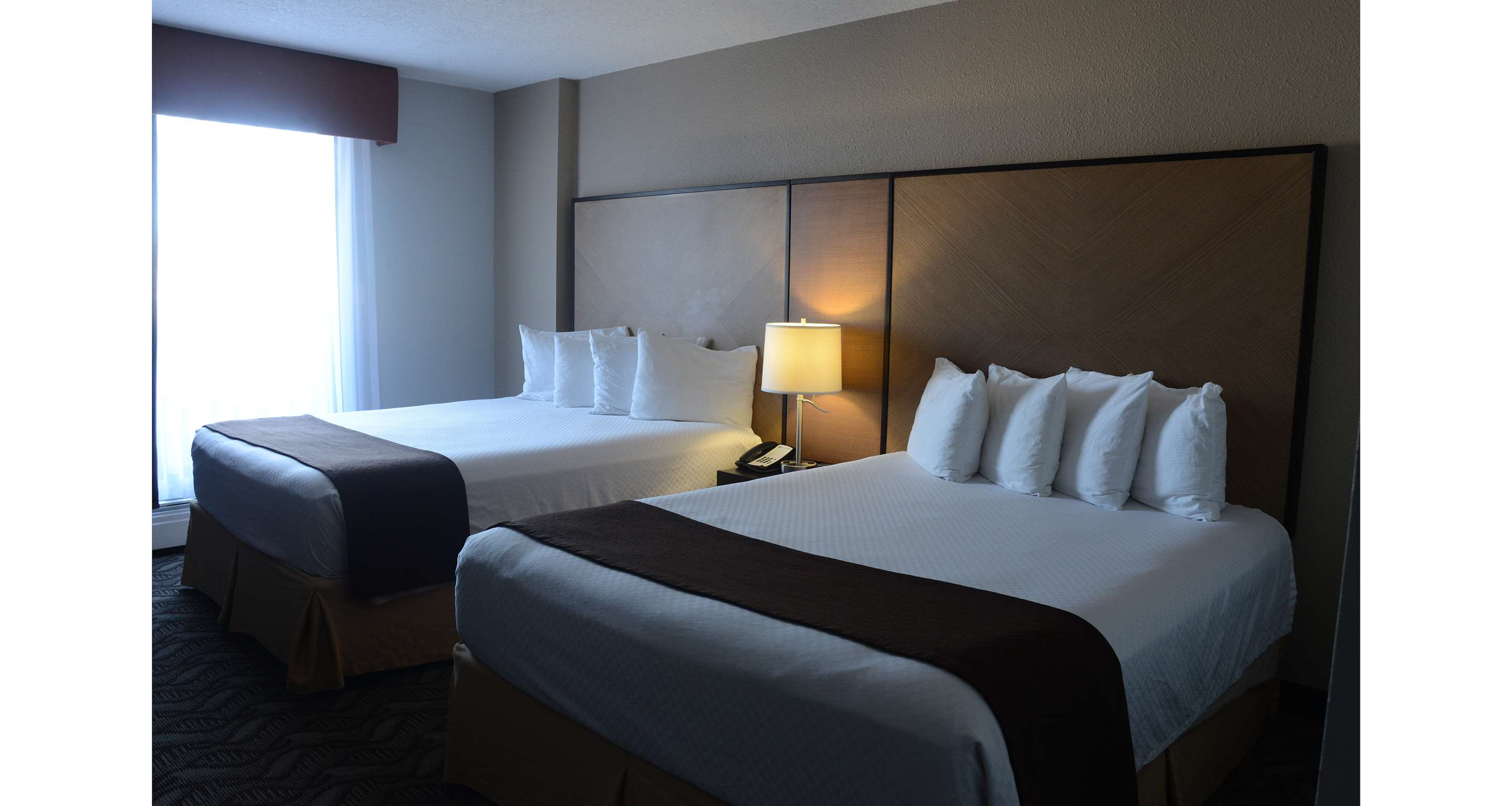 Best Western Airdrie in Airdrie: Interior Double