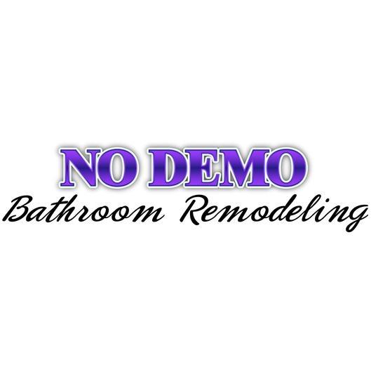 No Demo Bathroom Remodeling