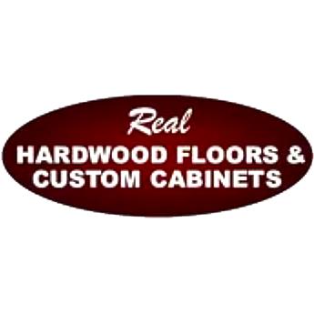 Real Hardwood Floors & Custom Cabinets