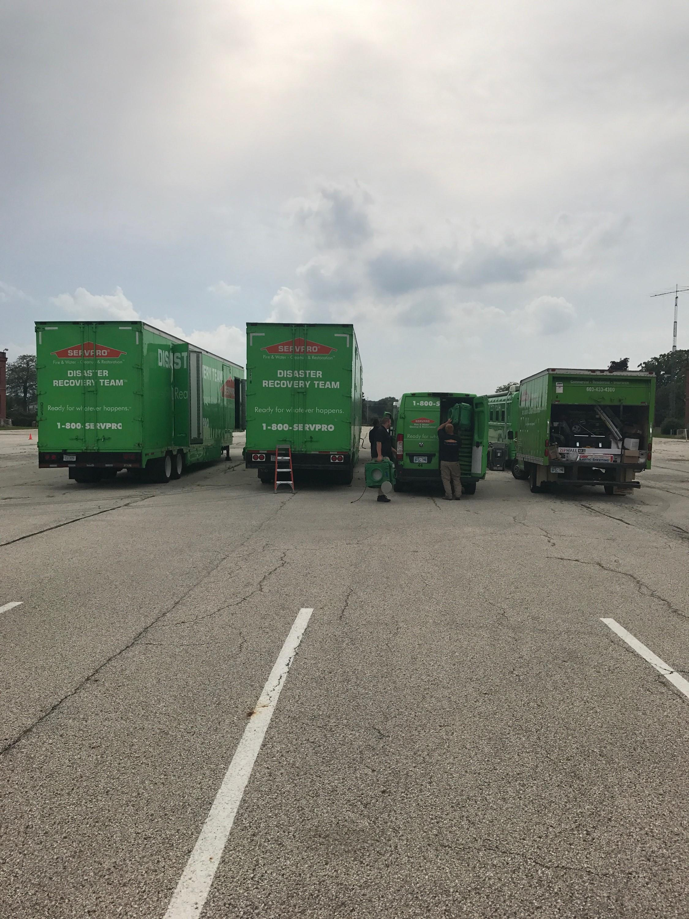 SERVPRO of Dover-Rochester image 1