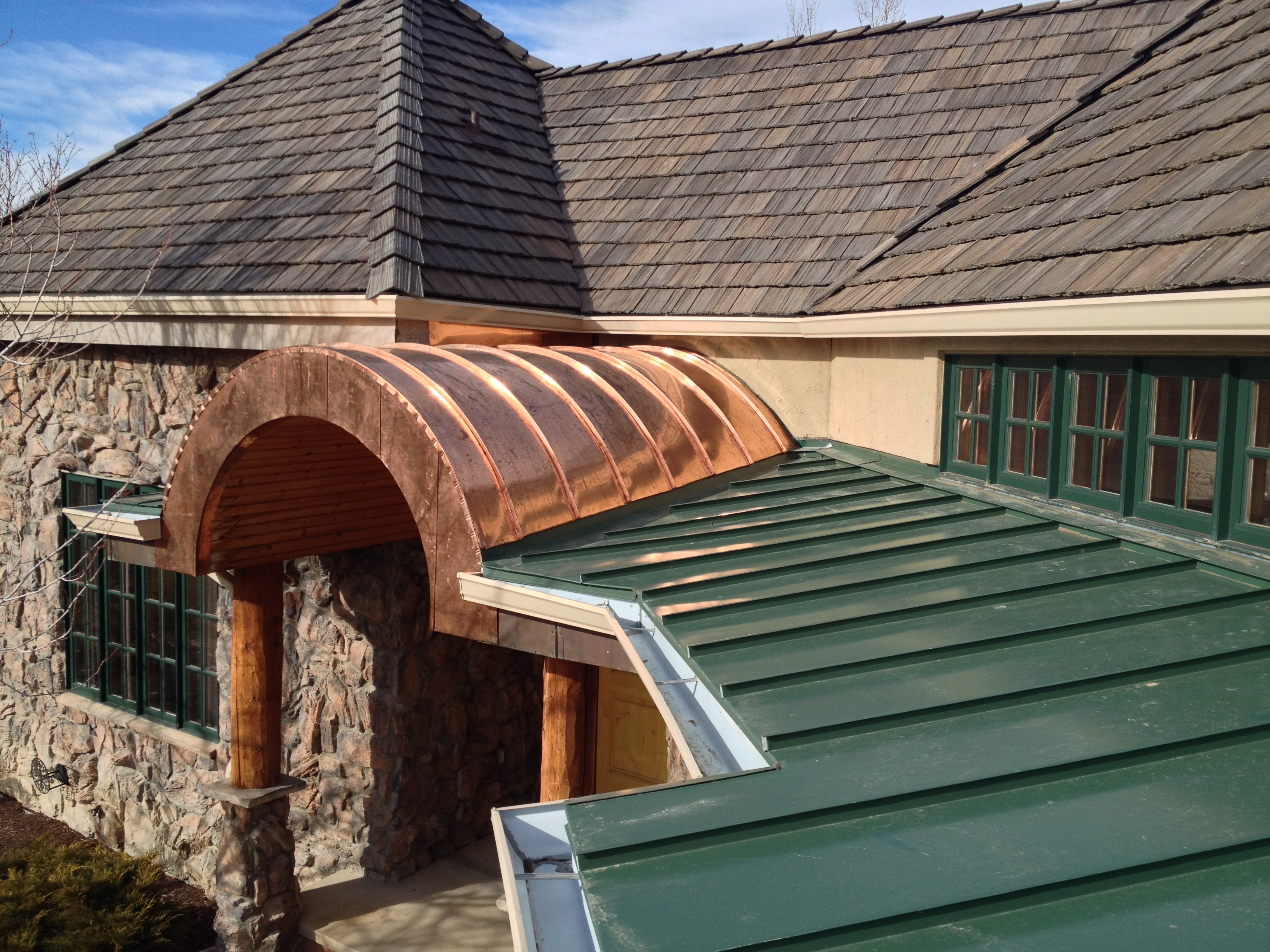 Core Contractors, Roofing Systems image 1