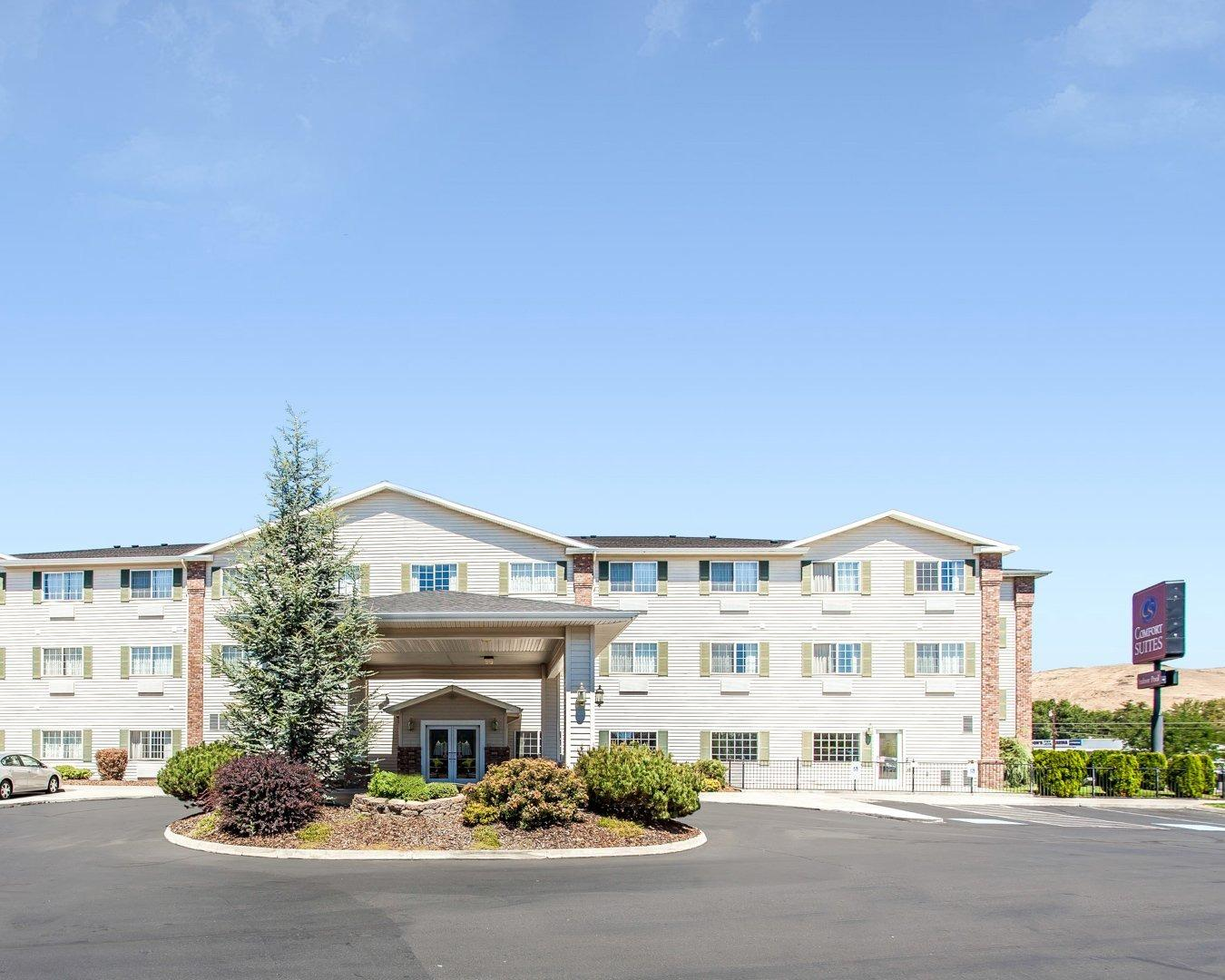 Hotels Near Yakima Airport