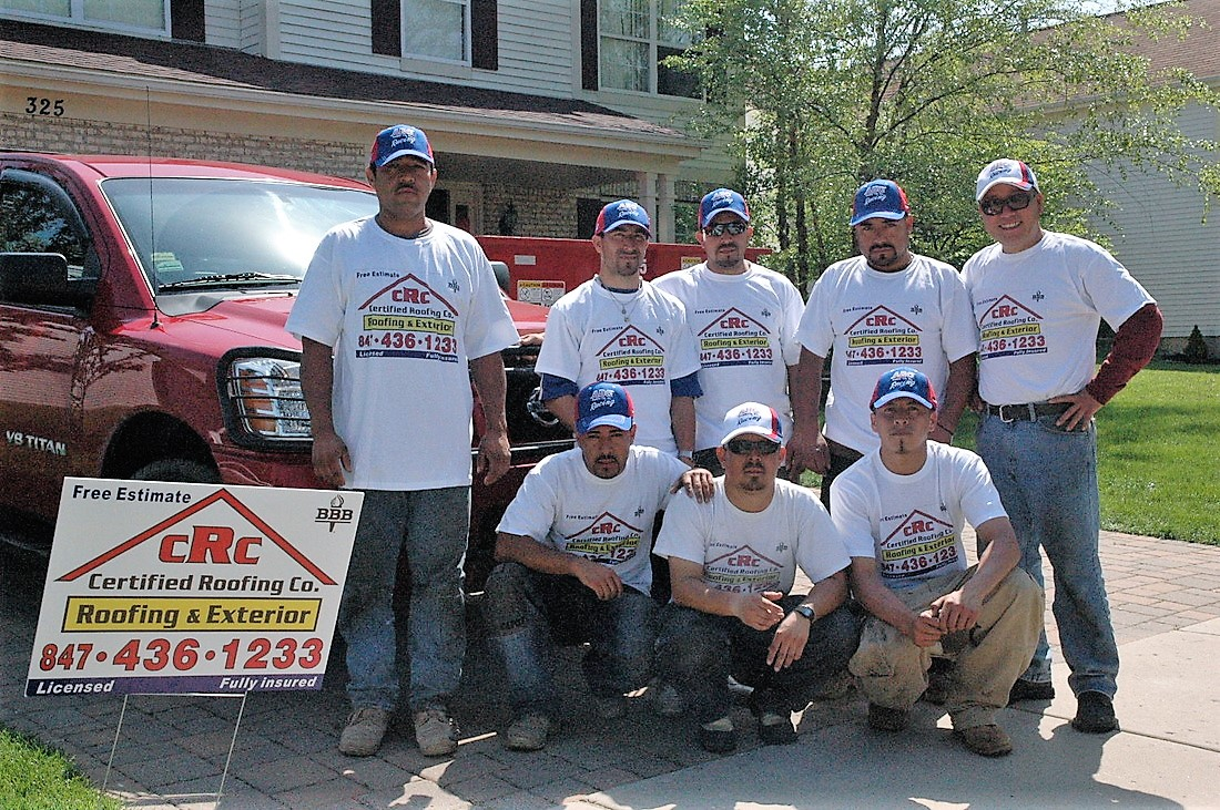 Certified Roofing Company LLC image 0