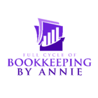 Full Cycle of Bookkeeping Services by Annie