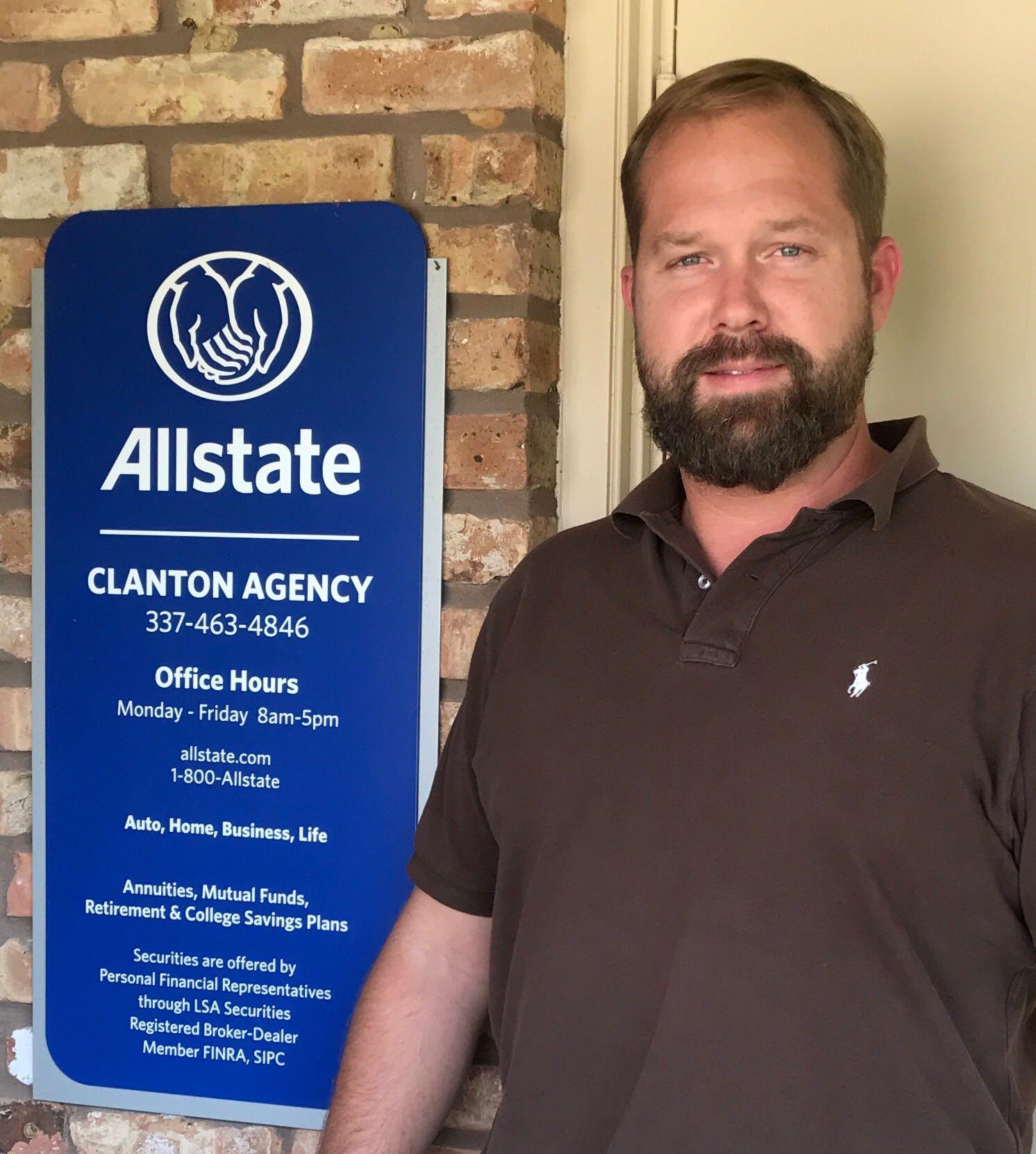 Allstate Insurance Agent: Duncan Clanton image 1