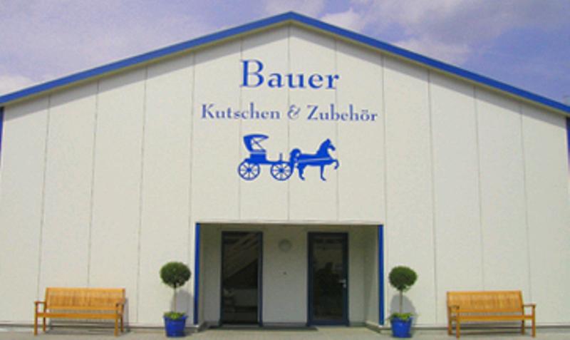Bild der Kutschen und Zubehör Bauer