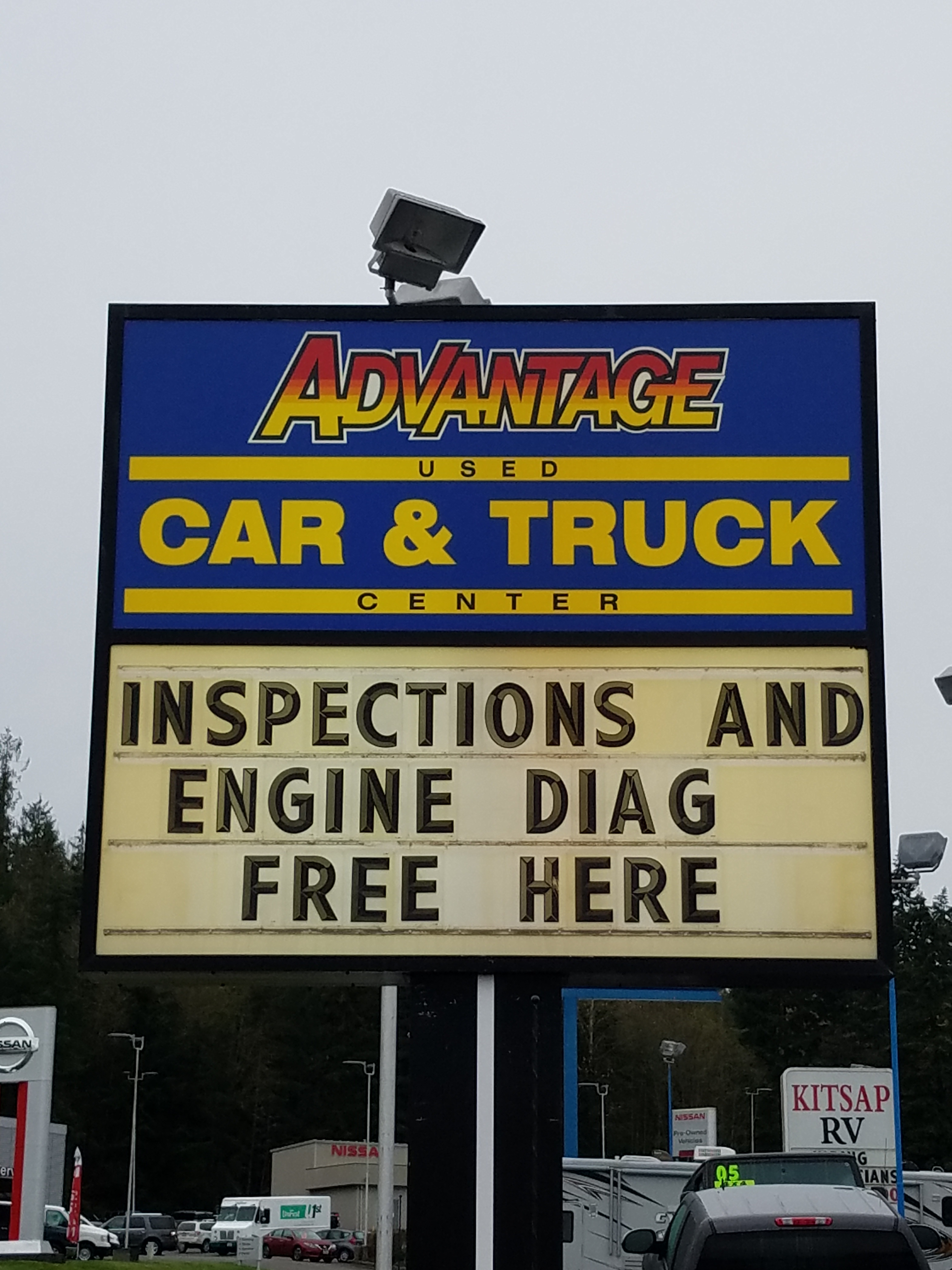 Advantage Used Car and Truck Center image 2