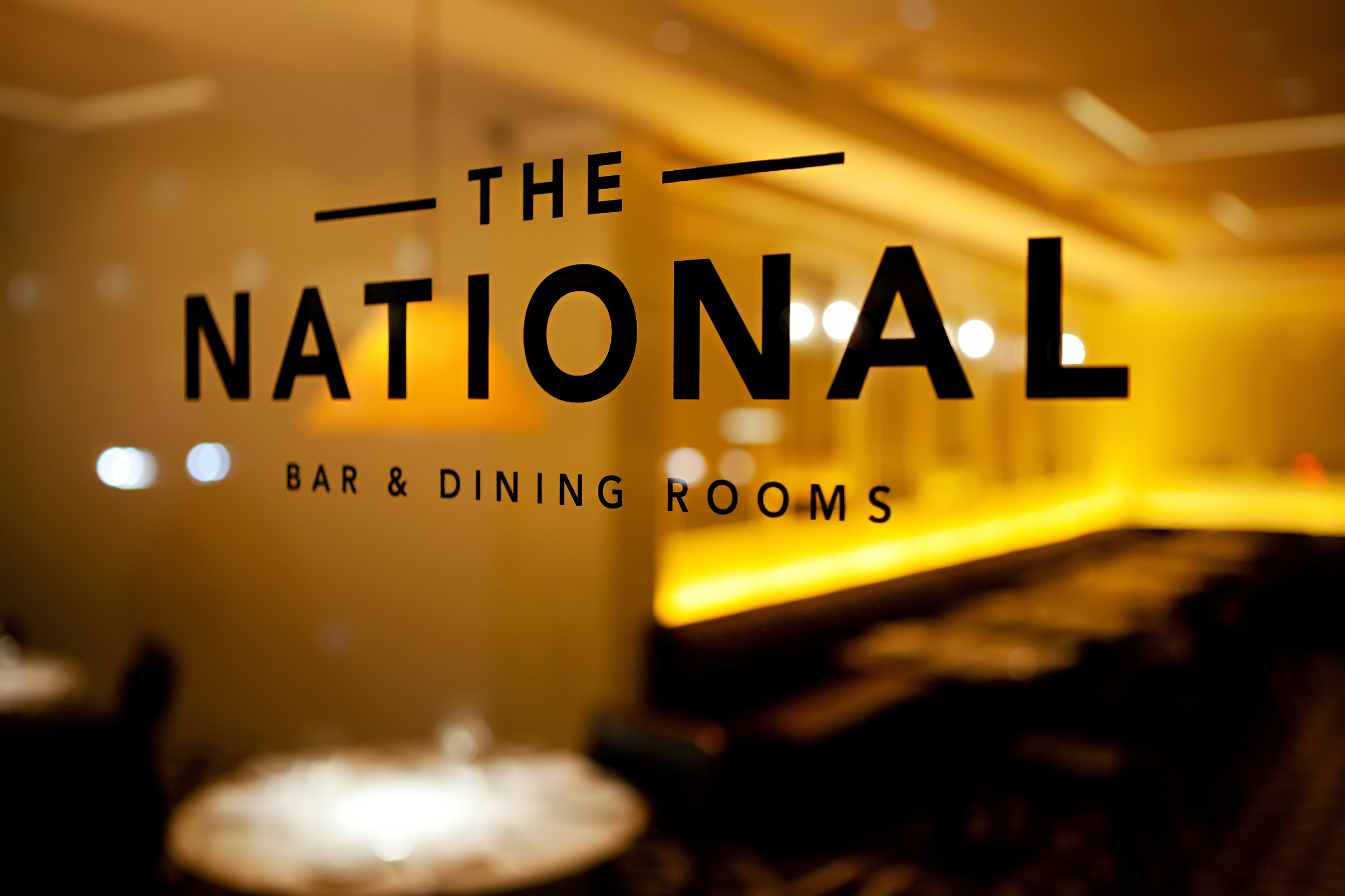 The National Bar & Dining Rooms image 8