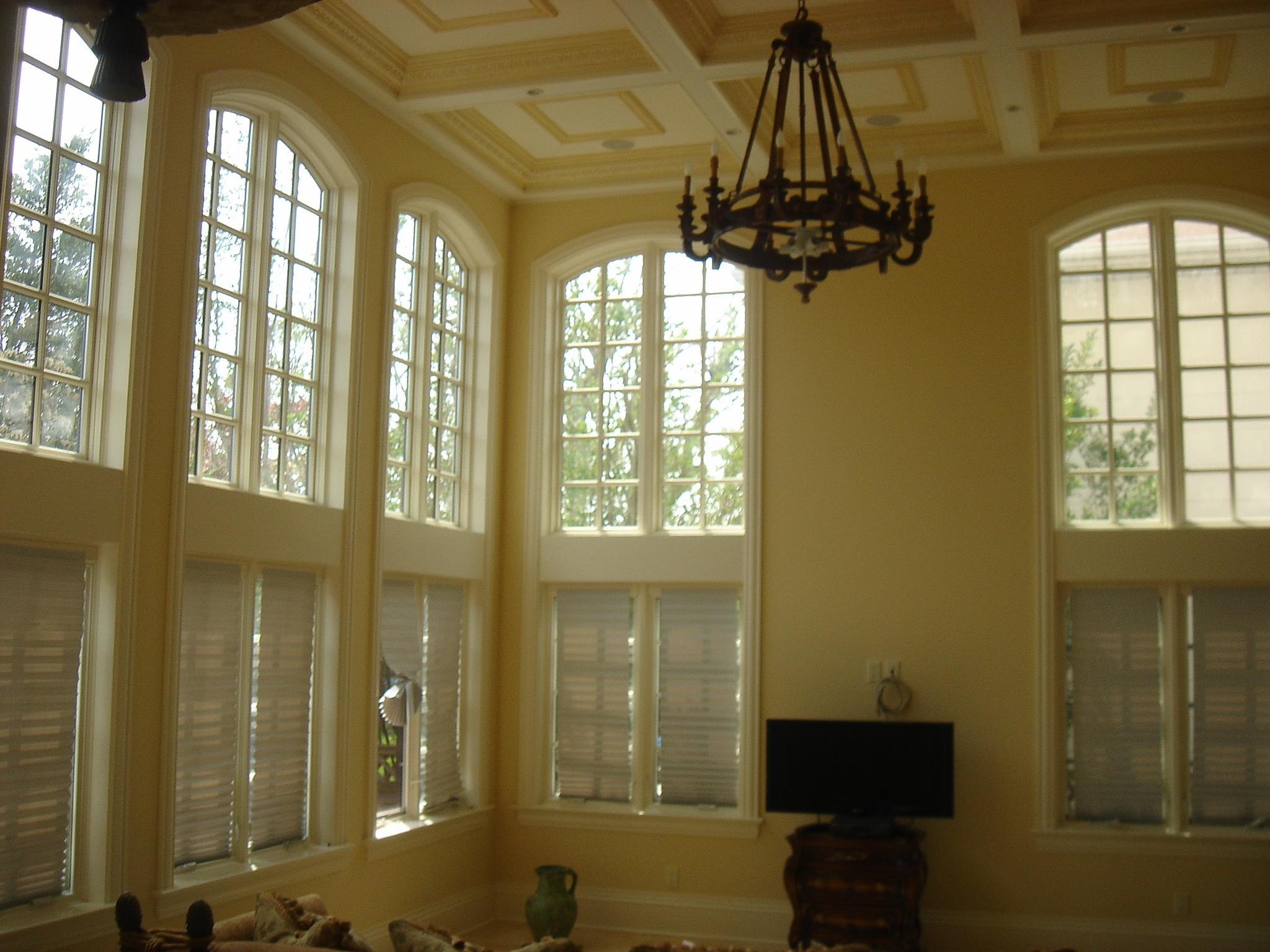 Interior designing of Newly designed home with 15'-0