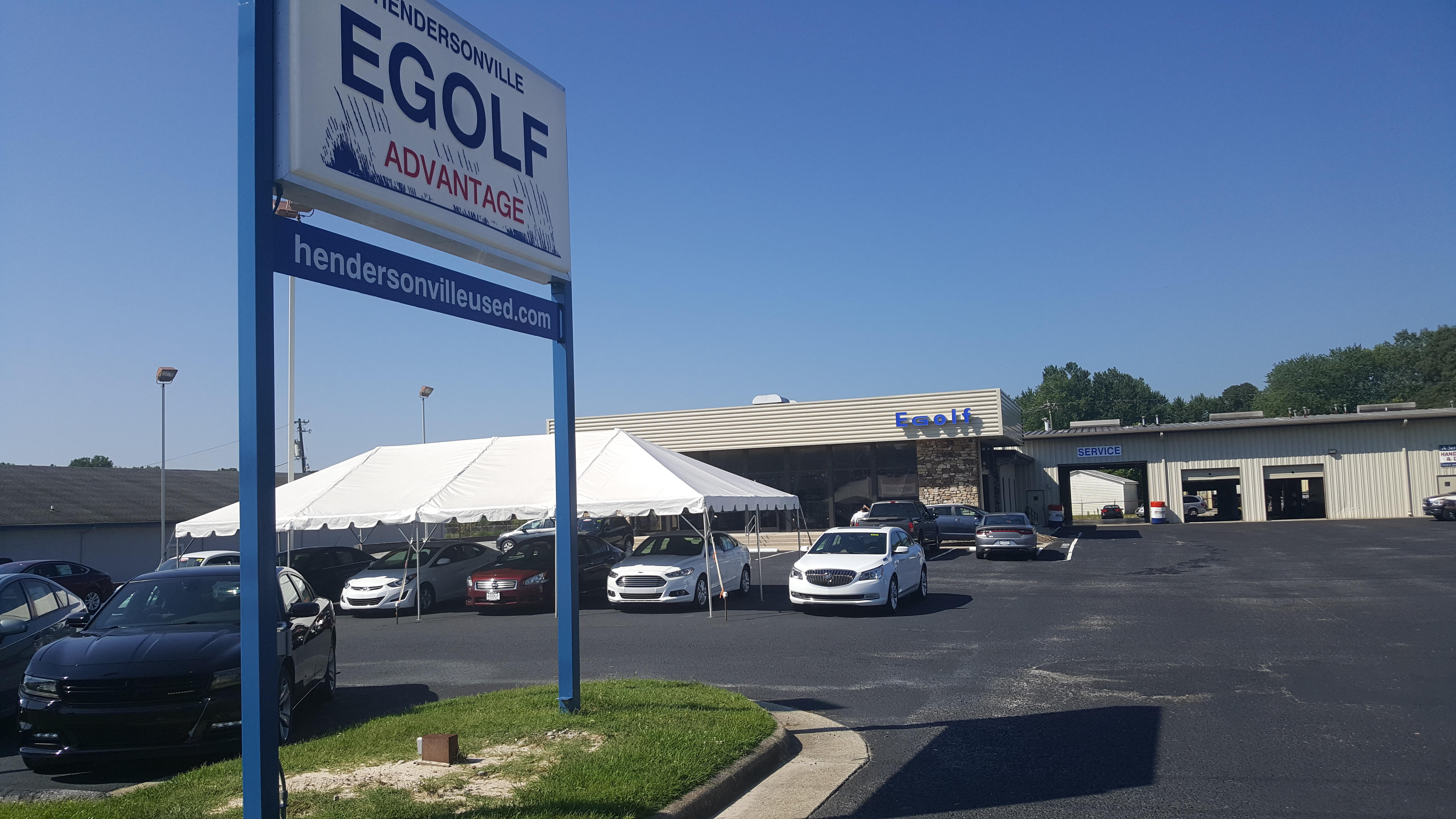 Egolf Hendersonville Used Cars Trucks And Service Hendersonville Nc