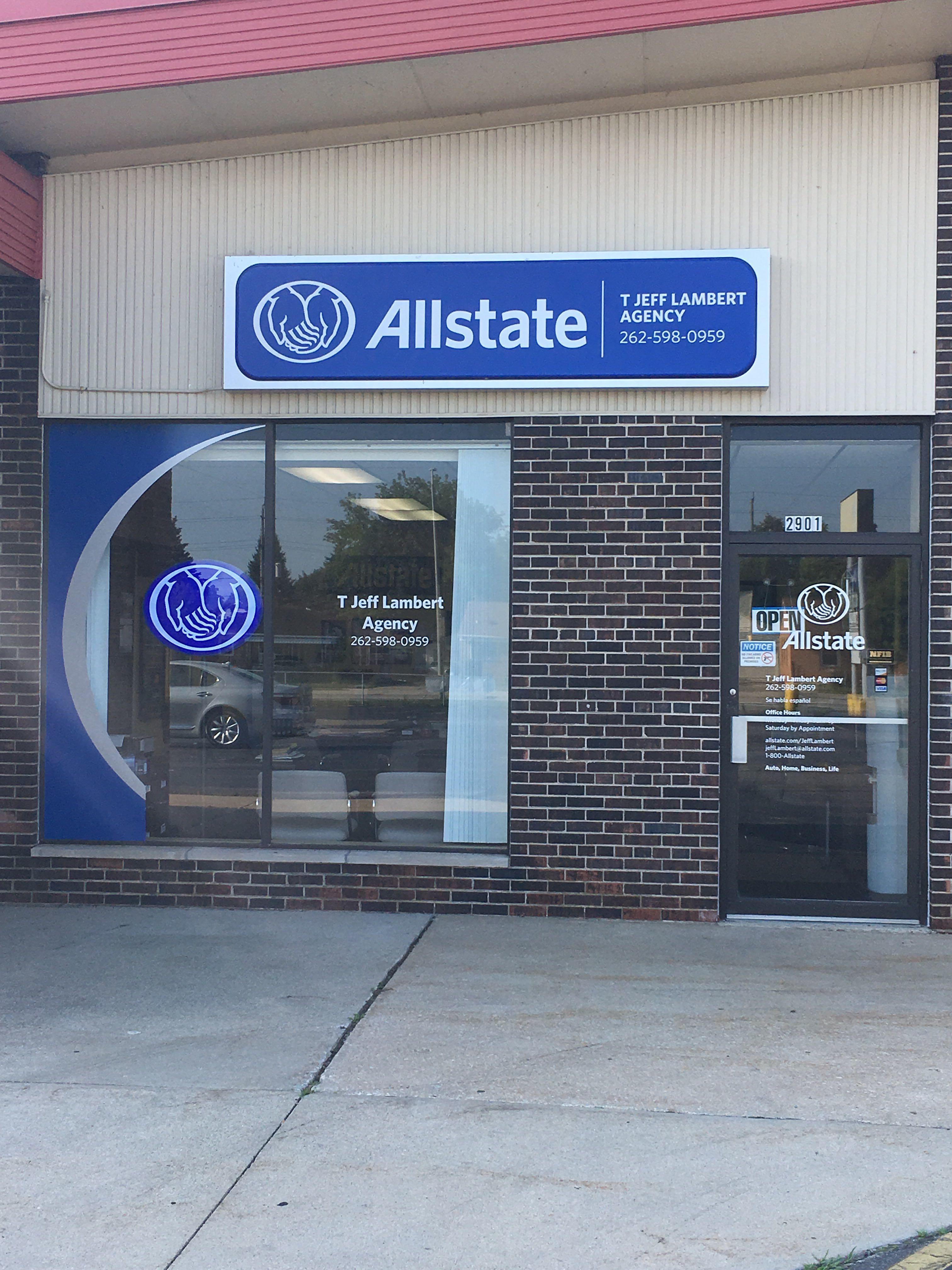T. Jeff Lambert: Allstate Insurance image 0