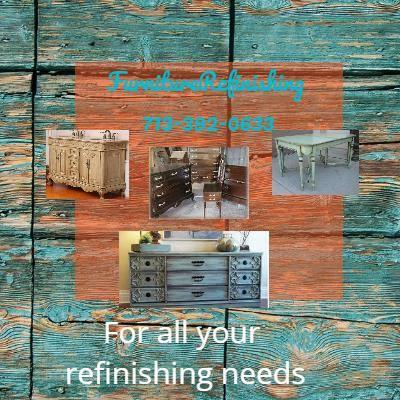 Furniture Refinishing Services