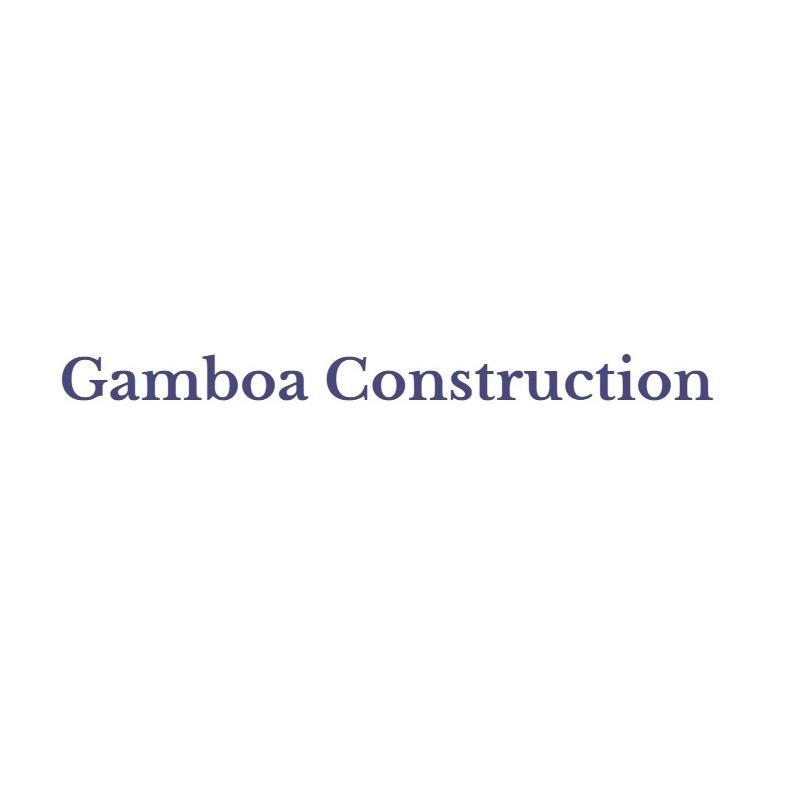Gamboa Construction