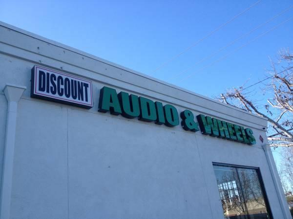 Discount Audio & Wheels 7324 Rosecrans Ave Paramount, CA