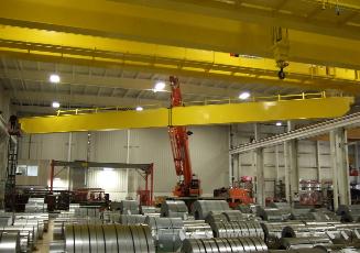 Valley Industrial Crane image 1