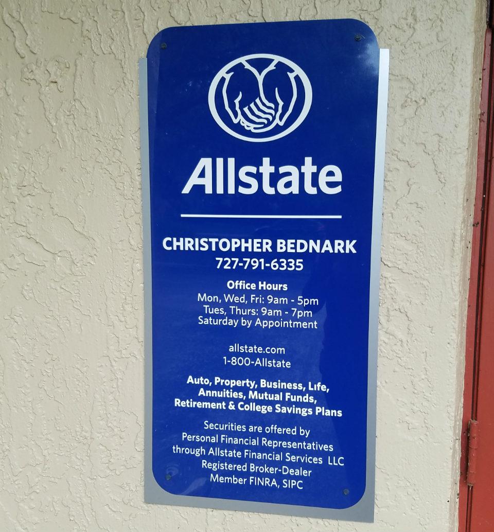 Christopher Bednark: Allstate Insurance image 1