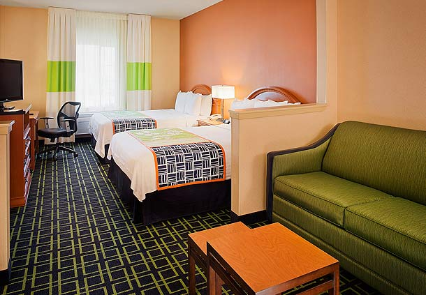 Fairfield Inn & Suites by Marriott Napa American Canyon image 5
