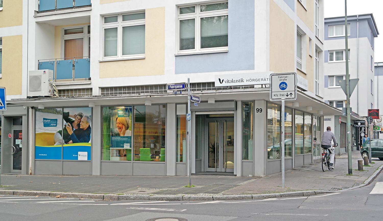 Vitakustik Hörgeräte, Fahrgasse 99 in Frankfurt