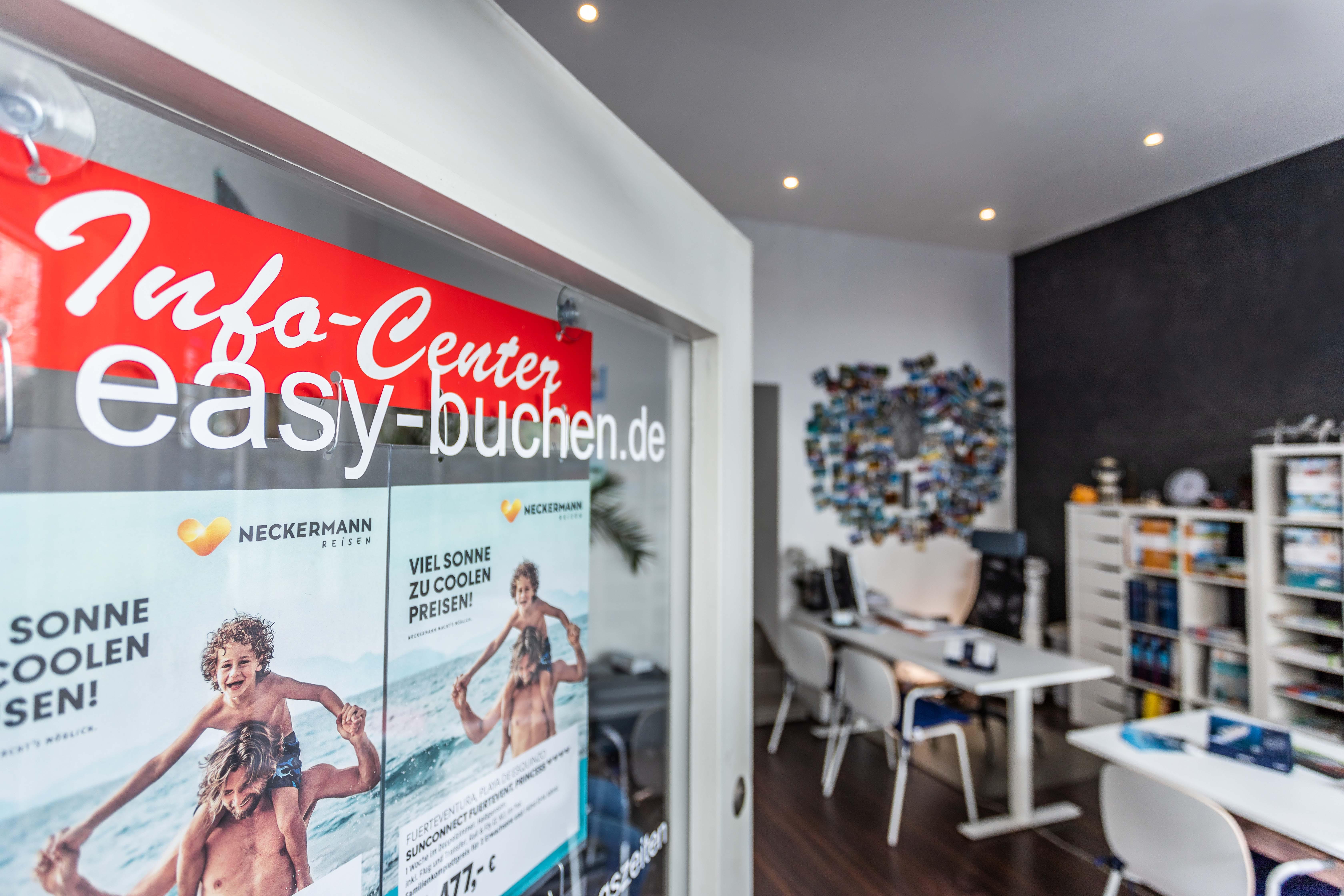 easy-buchen.de I Reisebüro Düsseldorf