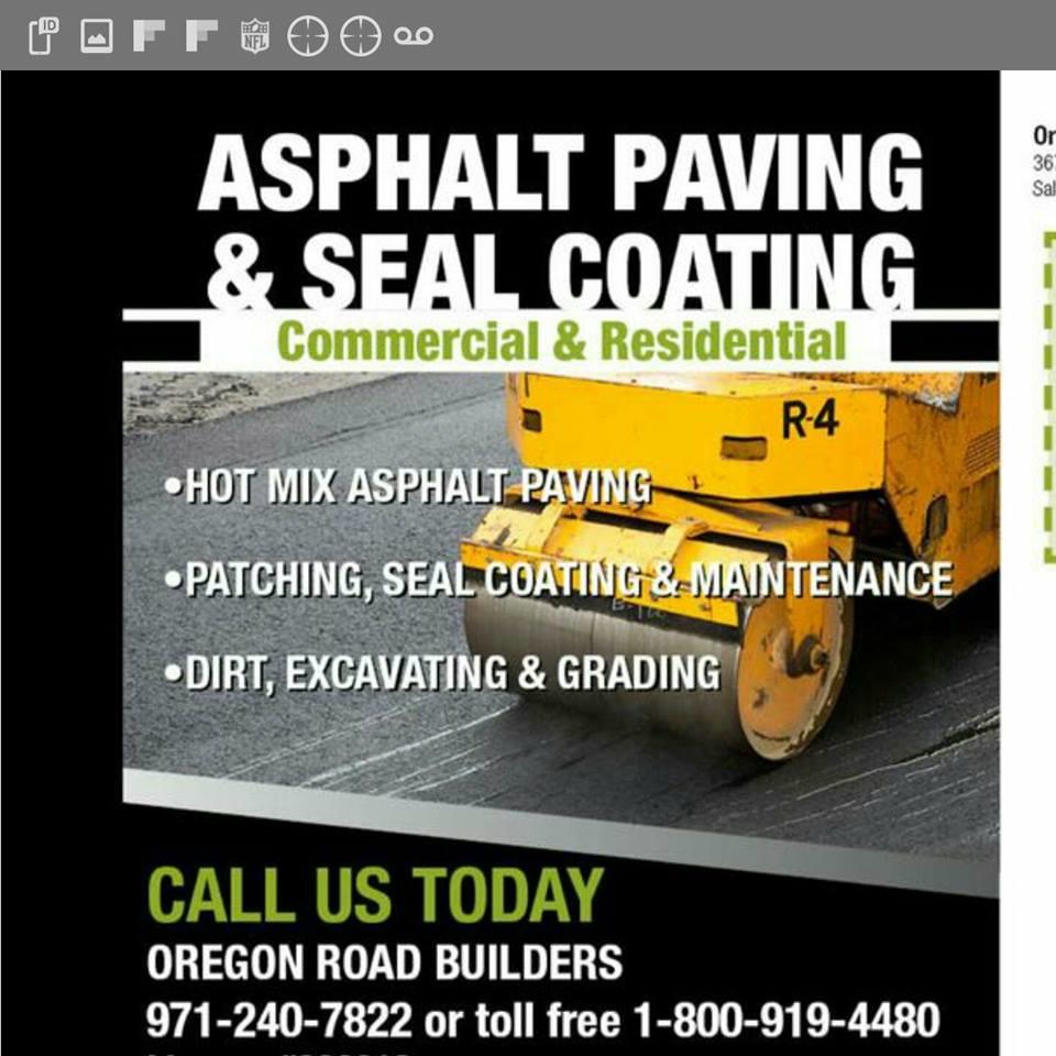 Oregon Road Builders