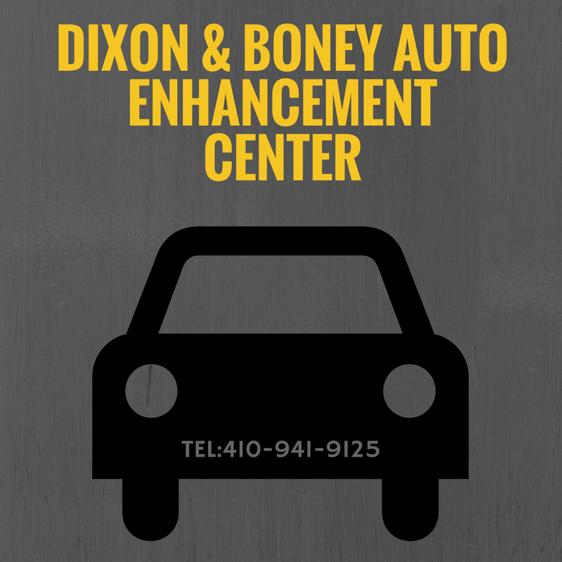 Dixon & Boney Auto Enhancement Center