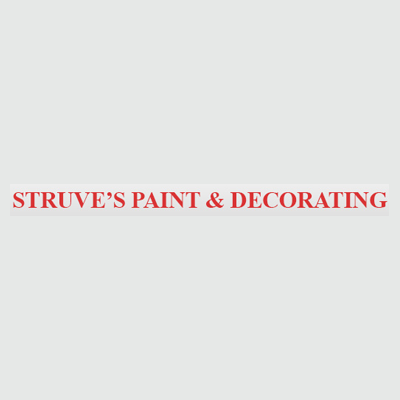 Struve's Paint And Decorating