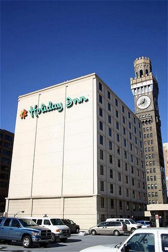 Holiday Inn Baltimore-Inner Harbor (Dwtn) image 1