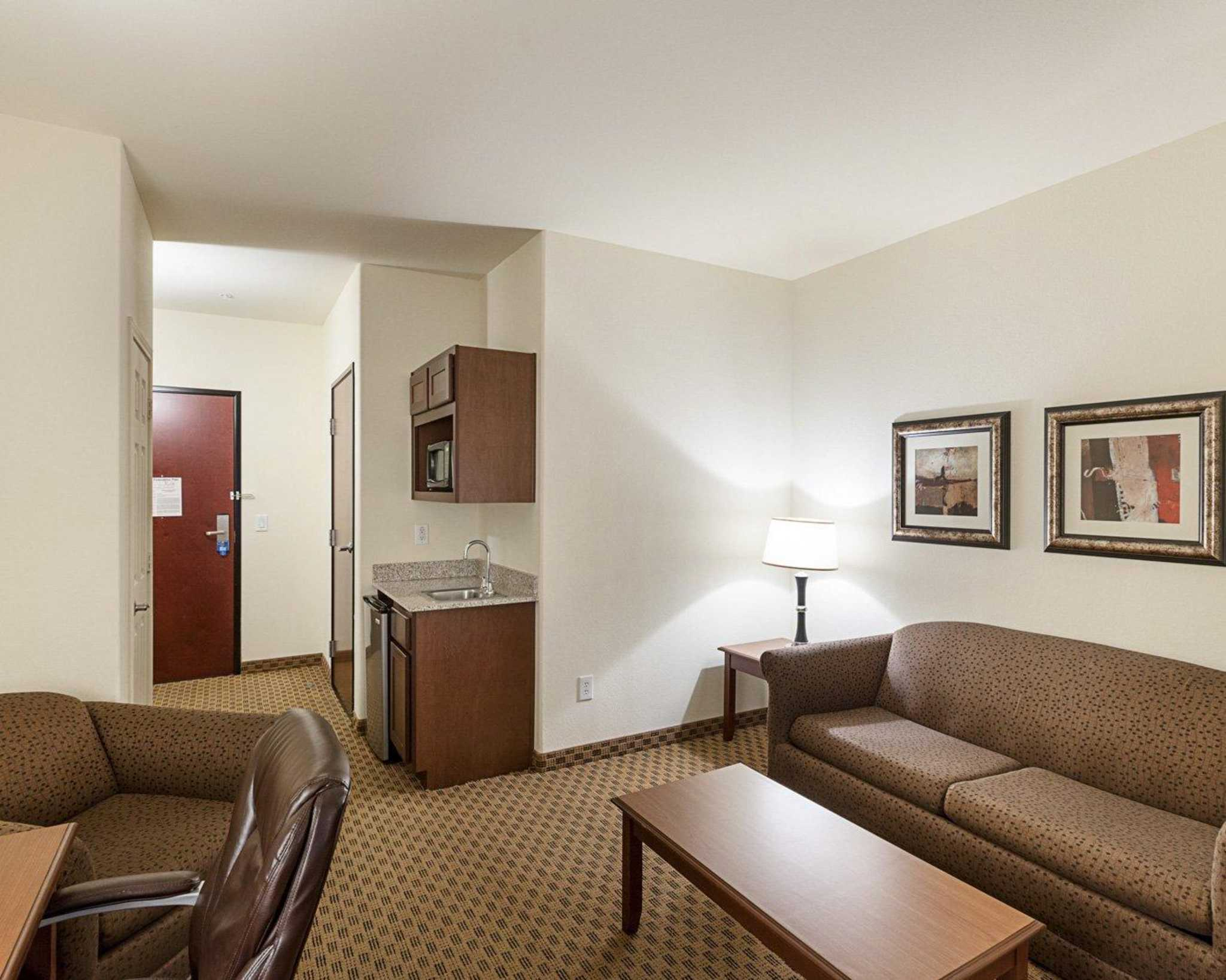Comfort Suites San Antonio North - Stone Oak image 9