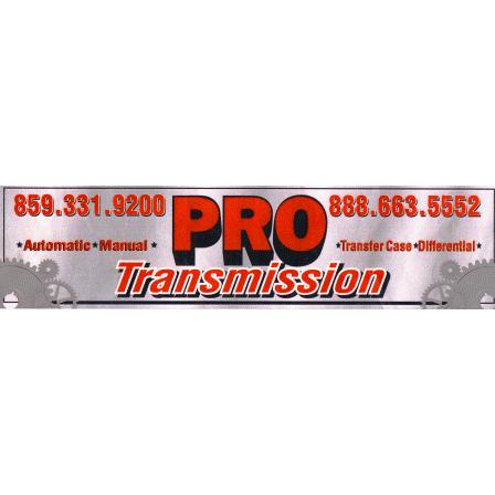 Pro Transmission - Erlanger, KY 41018 - (859)331-9200   ShowMeLocal.com