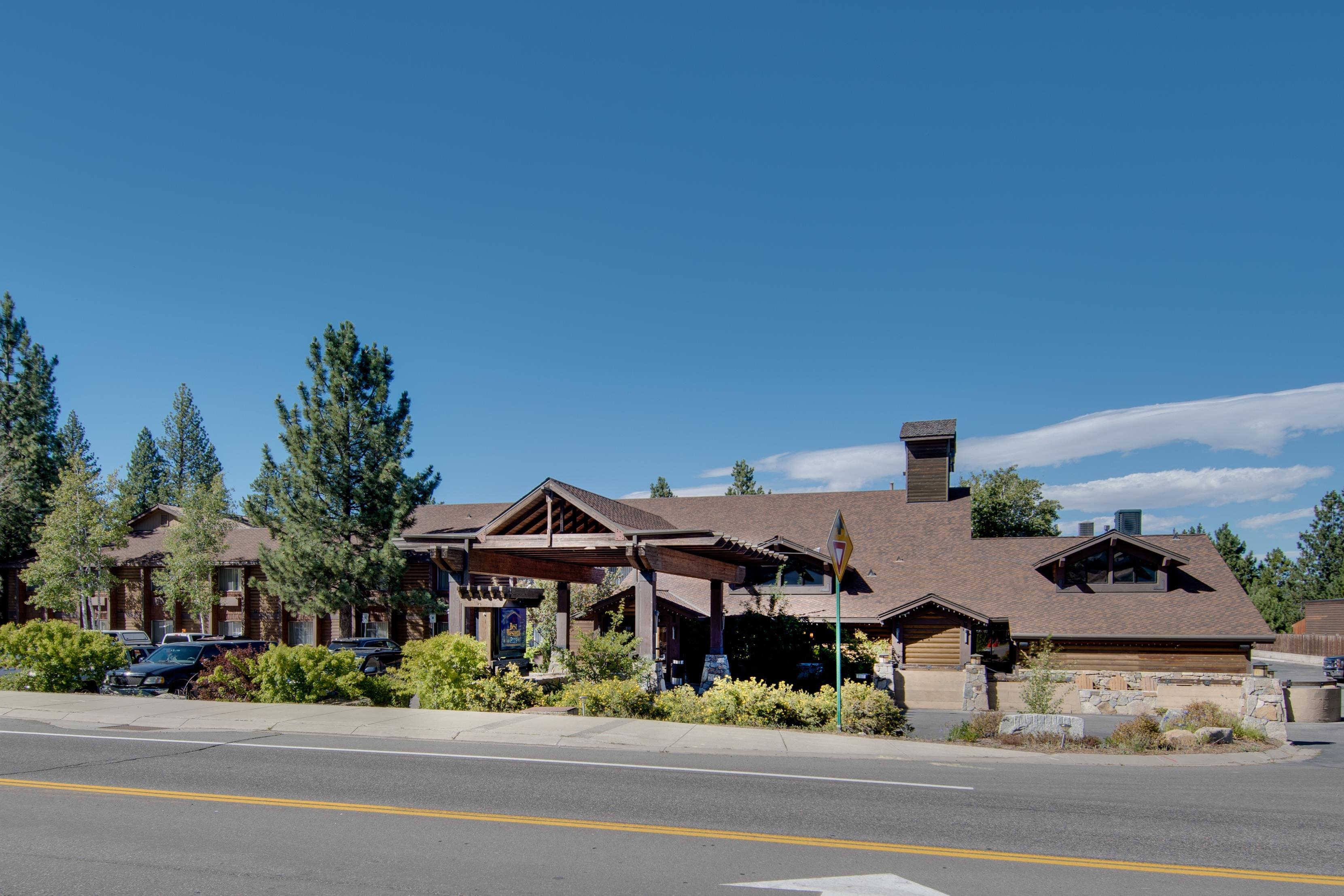 Best Western Plus Truckee Tahoe Hotel Truckee Ca