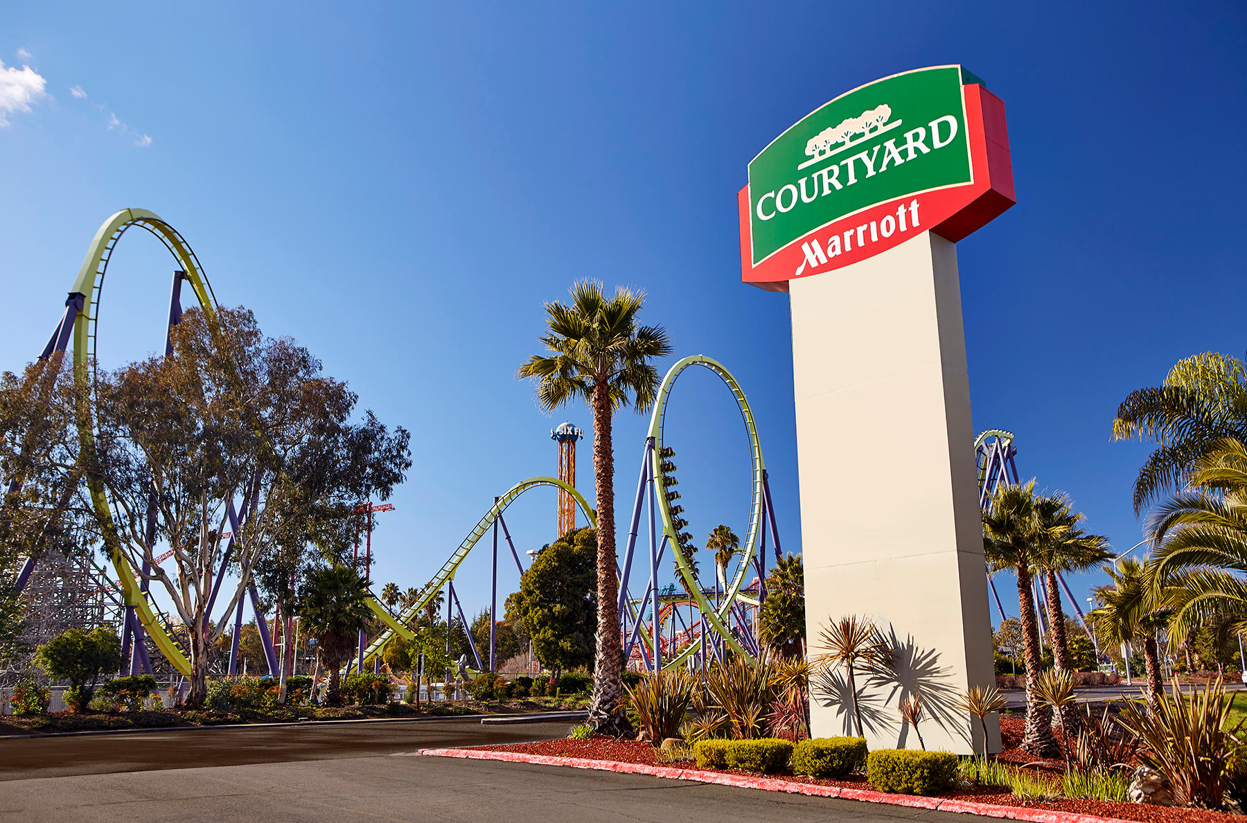 Courtyard by Marriott Vallejo Napa Valley image 1