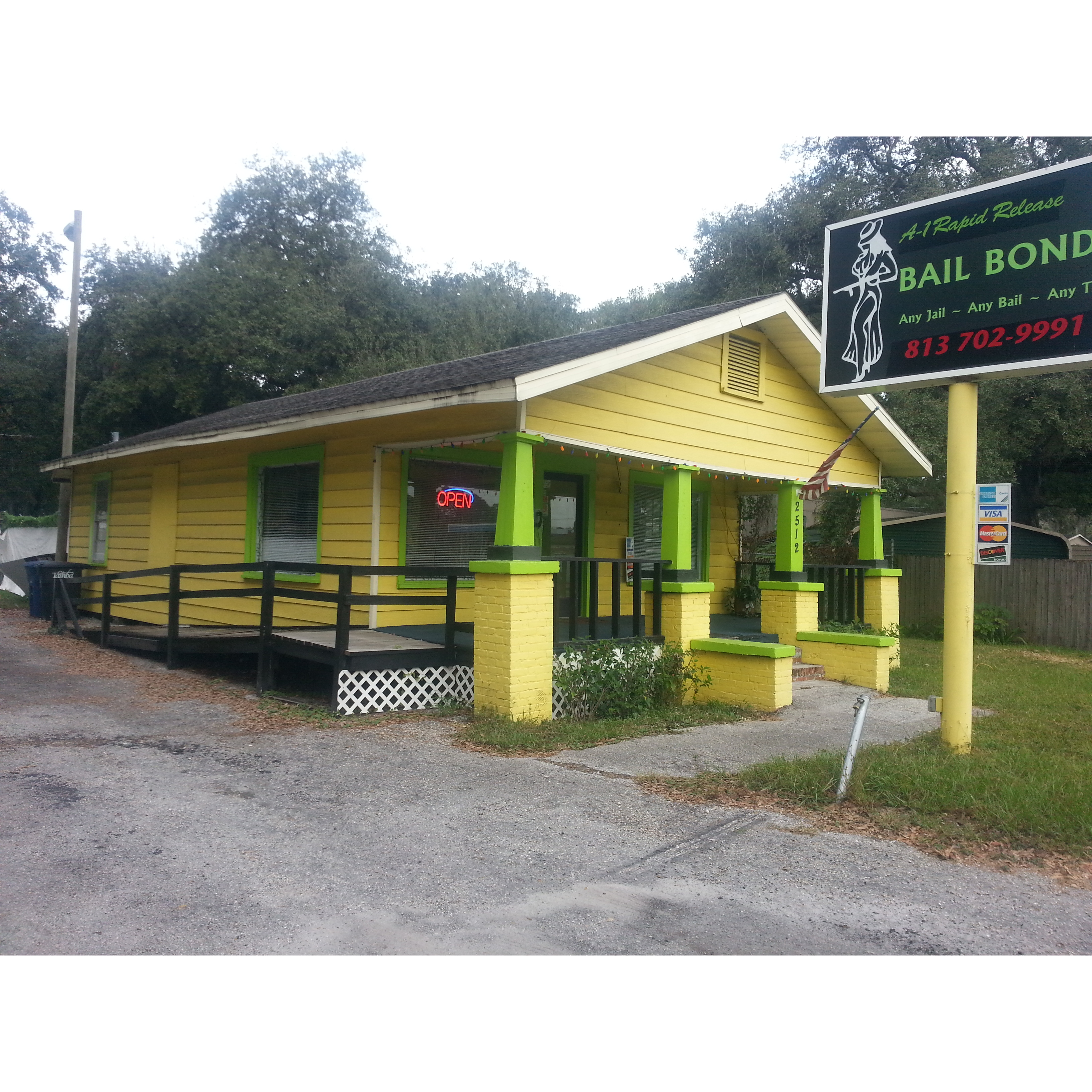 image of the A1 Rapid Release Bail Bonds