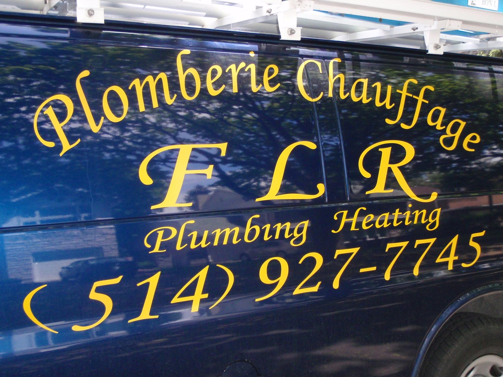 Plomberie Chauffage F L R Inc