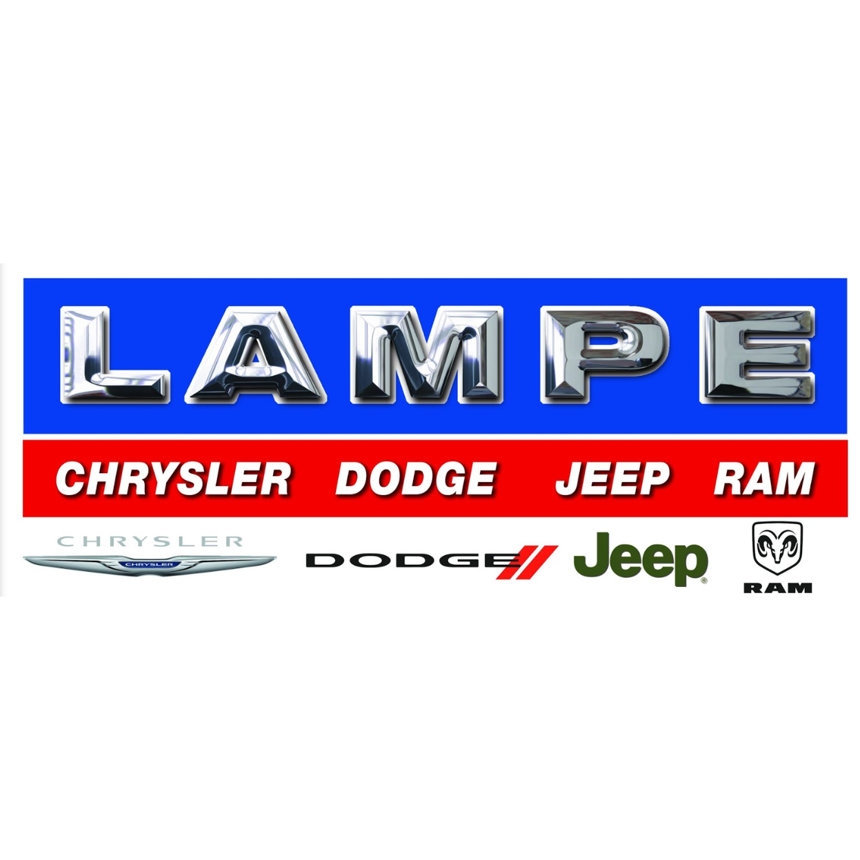 Lampe Chrysler Dodge Jeep Ram FIAT At 151 Neeley Rd