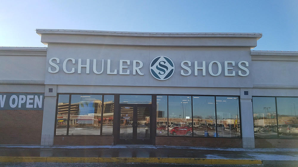 Schuler Shoes: Bloomington - Minneapolis, MN