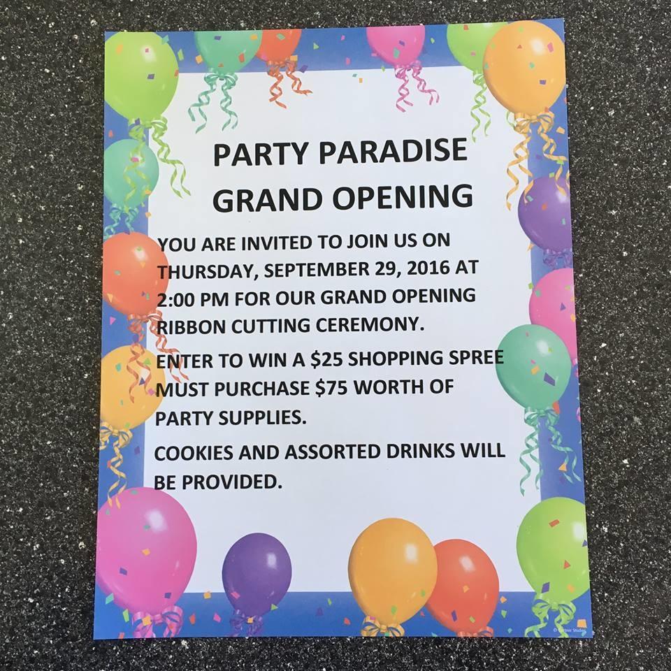Party Paradise - Gilbert, AZ 85298 - (480)726-2946 | ShowMeLocal.com