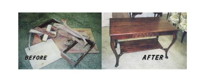 Kennedy's Furniture Refinishing image 1