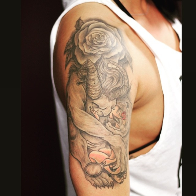 Guardian Art Gallery Tattoo image 4