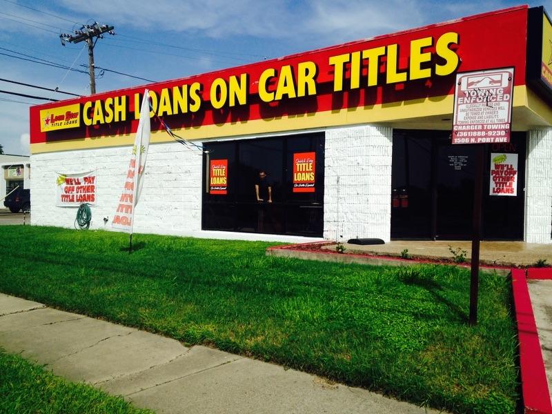 Corpus christi car title loans